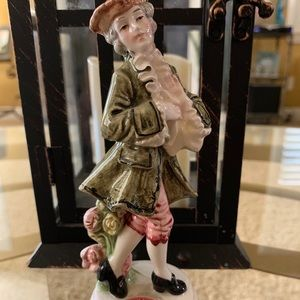 Colonial Figurine
